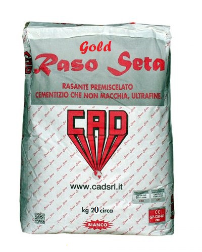 RASOSETA Gold Finissimo